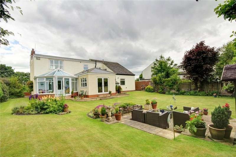 4 Bedrooms Detached House for sale in Front Street, Low Pittington, Durham, DH6