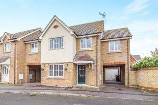 4 Bedrooms Link Detached House for sale in Stangate Drive, Iwade, Sittingbourne, Kent
