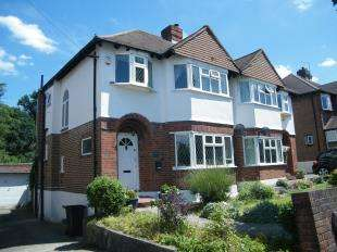 3 Bedrooms Semi Detached House for sale in Lorne Gardens, Shirley, Croydon, Surrey