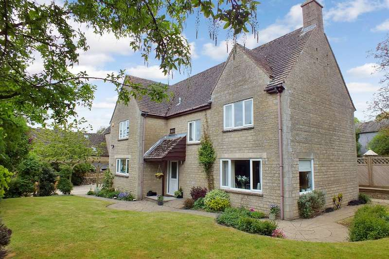 4 Bedrooms Detached House for sale in Preston, Cirencester