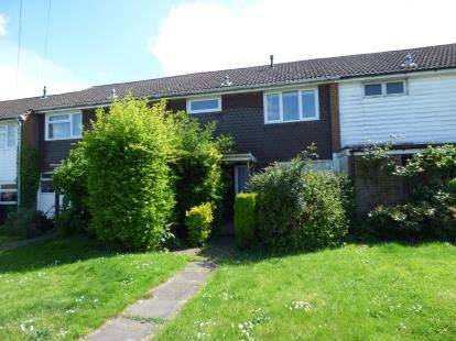 3 Bedrooms Terraced House for sale in Rugby Road, Cubbington, Leamington Spa