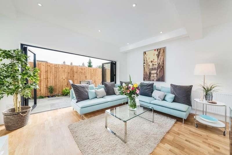 2 Bedrooms Flat for sale in Cibber Road Forest Hill SE23