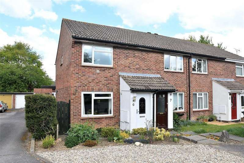 2 Bedrooms End Of Terrace House for sale in Candover Close, Tadley, Hampshire, RG26