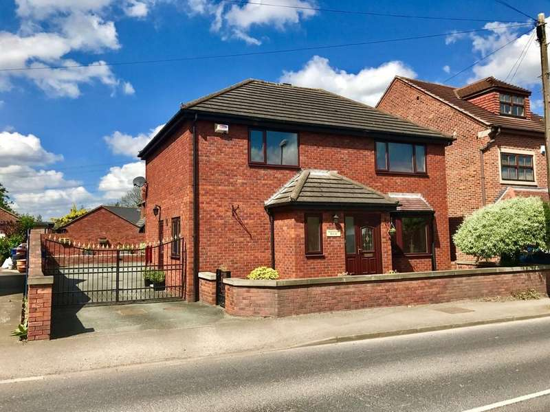4 Bedrooms Detached House for sale in Barugh Lane, Barugh Green, Barnsley S75