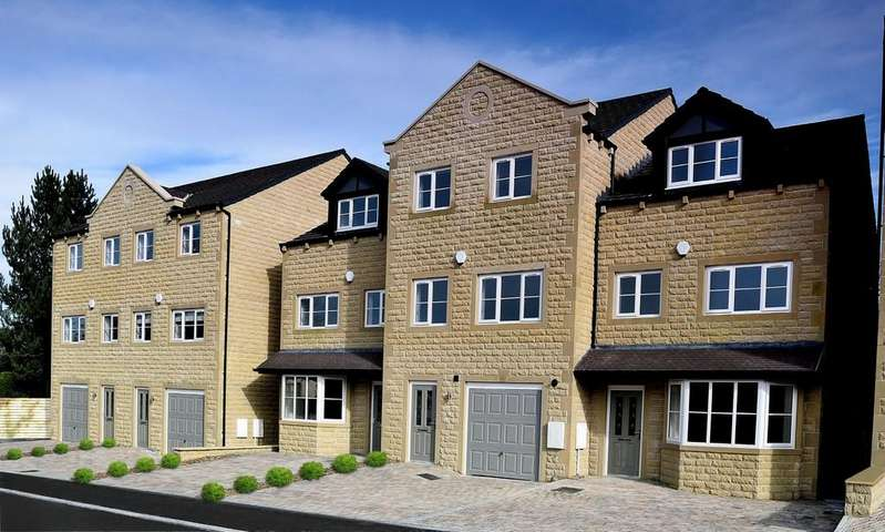 4 Bedrooms Semi Detached House for sale in Plot 12 (65) Sycamore Grove, Eastburn