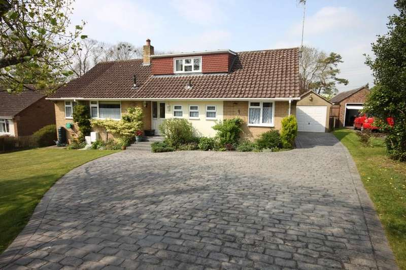 4 Bedrooms Detached House for sale in THE AVENUE, PORTON, SALISBURY, WILTSHIRE, SP4 0NT