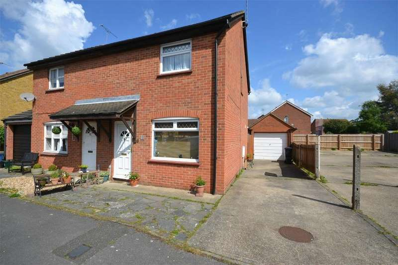 3 Bedrooms Semi Detached House for sale in Redshank Drive, Heybridge, Maldon, Essex