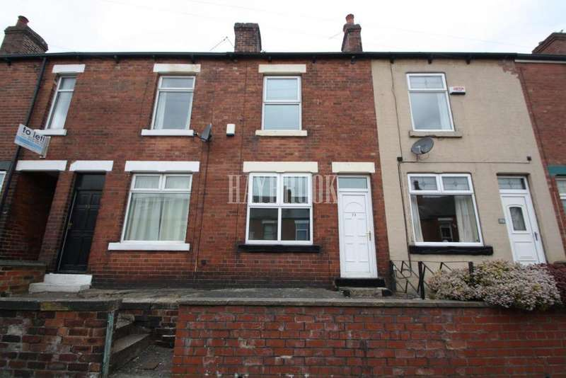 3 Bedrooms Terraced House for sale in Pickmere Road, Sheffield