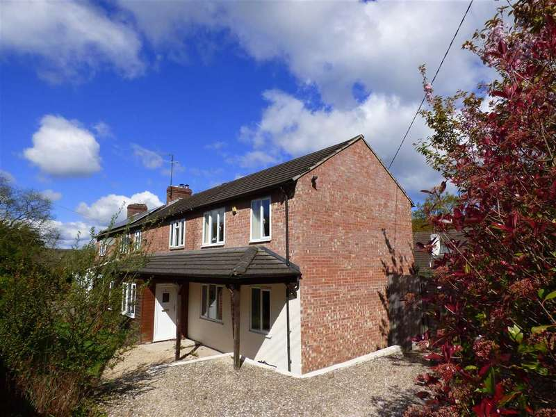 4 Bedrooms Semi Detached House for sale in The Triangle, Brockweir, Chepstow