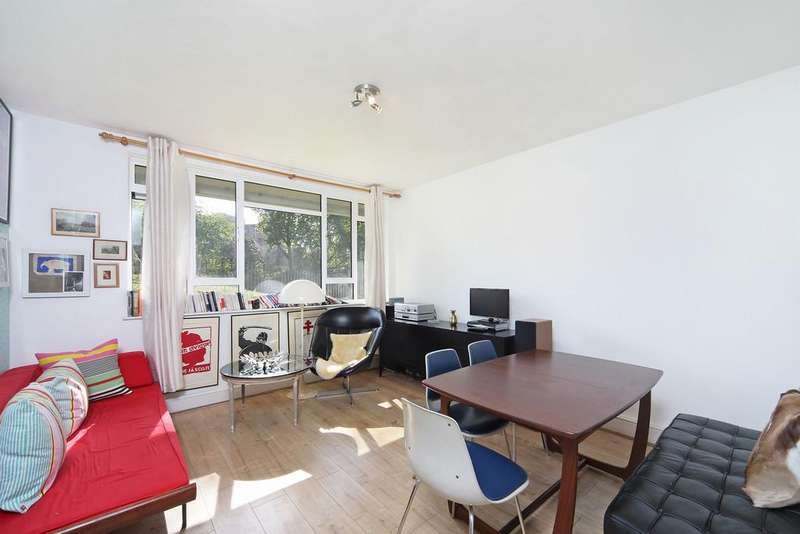 1 Bedroom Flat for sale in Reading House, Hallfield Estate, Bayswater W2
