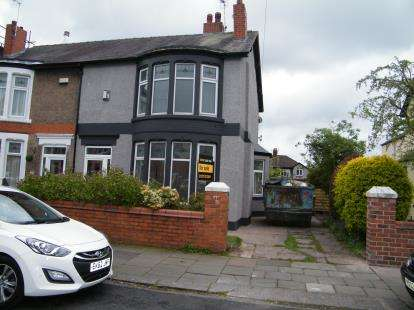 4 Bedrooms Semi Detached House for sale in Gainsborough Road, Crewe, Cheshire