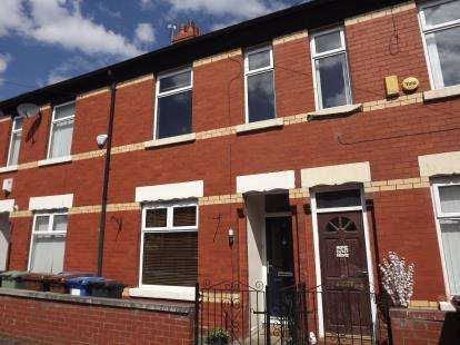 2 Bedrooms Terraced House for sale in Sandbach Road, Reddish, Stockport, Greater Manchester
