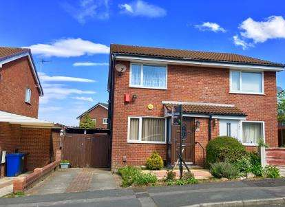 2 Bedrooms Semi Detached House for sale in Draperfield, Chorley, Lancashire, PR7