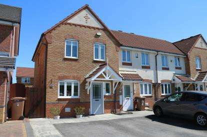 3 Bedrooms End Of Terrace House for sale in Evergreen Way, St. Helens, Merseyside, WA9