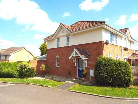 2 Bedrooms Semi Detached House for sale in Bracknell, Berkshire