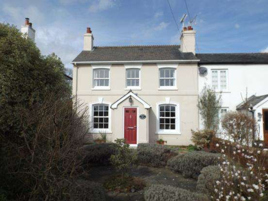 3 Bedrooms End Of Terrace House for sale in Bentley, Farnham, Hampshire