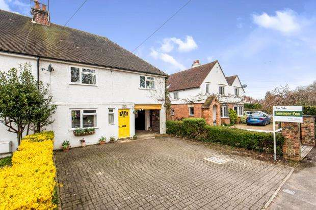 4 Bedrooms End Of Terrace House for sale in Birtley Road, Bramley, Guildford