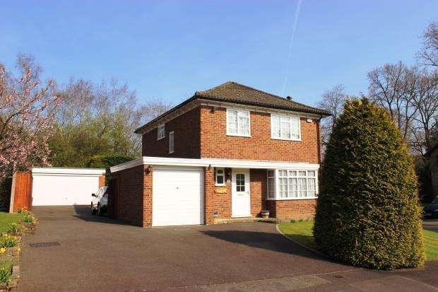 House for sale in Lightwater, Surrey
