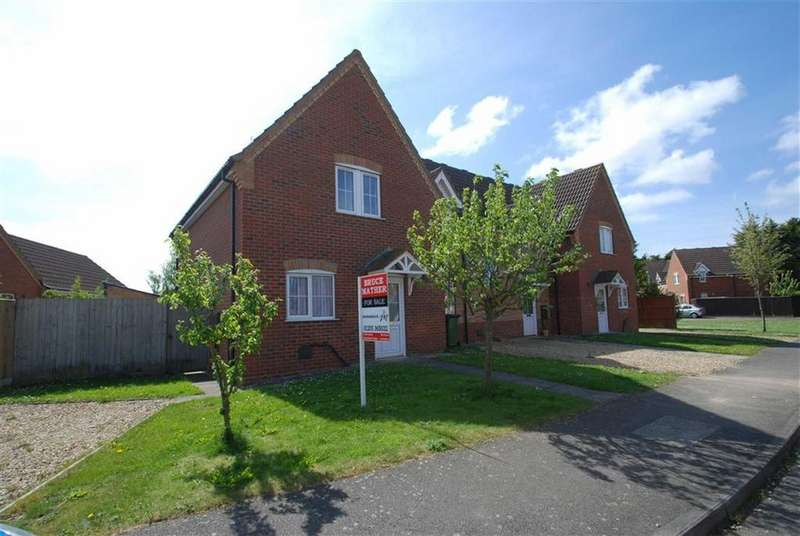 3 Bedrooms End Of Terrace House for sale in Blacksmiths Grove, Fishtoft, Boston