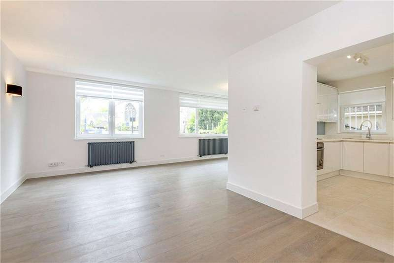2 Bedrooms Apartment Flat for sale in Priory Road, London, NW6