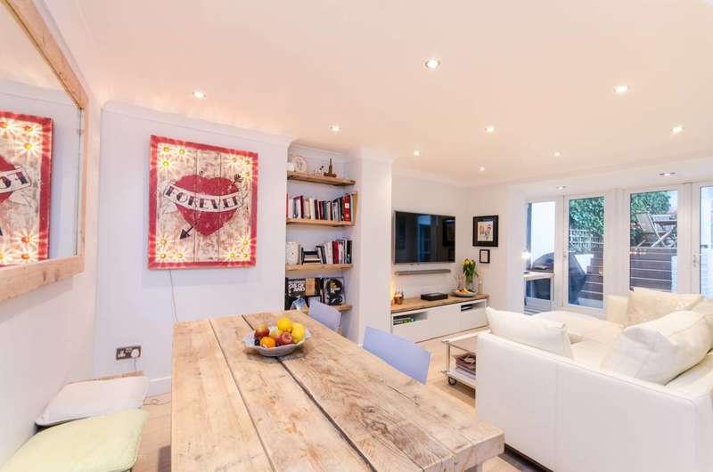 2 Bedrooms Flat for sale in Lizmans Terrace, Kensington, W8