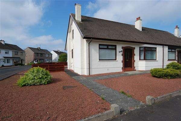 3 Bedrooms Semi Detached House for sale in Dubbs Road, Stevenston