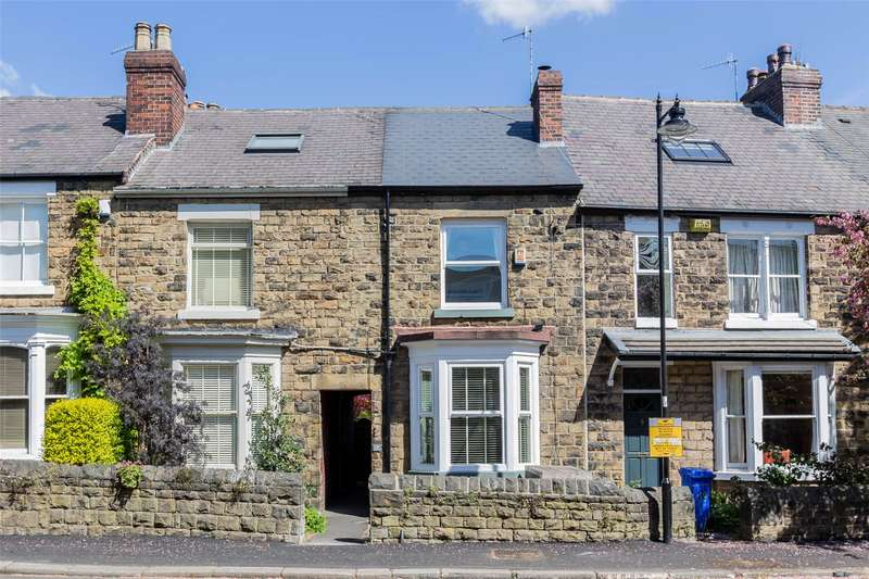 3 Bedrooms Terraced House for sale in Edgebrook Road, Sheffield, South Yorkshire, S7