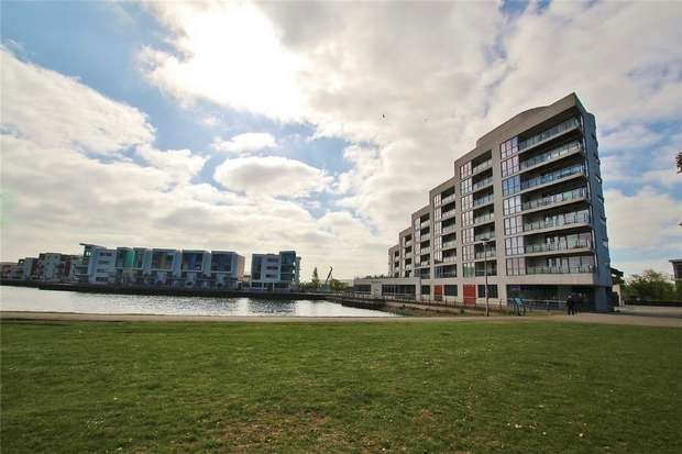 2 Bedrooms Flat for sale in The Mirage, Harbour Road, Portishead, North Somerset