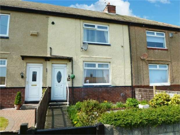 2 Bedrooms Terraced House for sale in Oak Crescent, Sunderland, Tyne and Wear