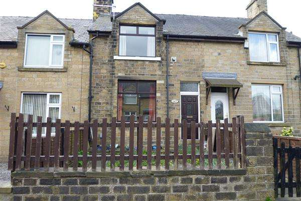 2 Bedrooms Terraced House for sale in Victory Avenue, Paddock, Huddersfield