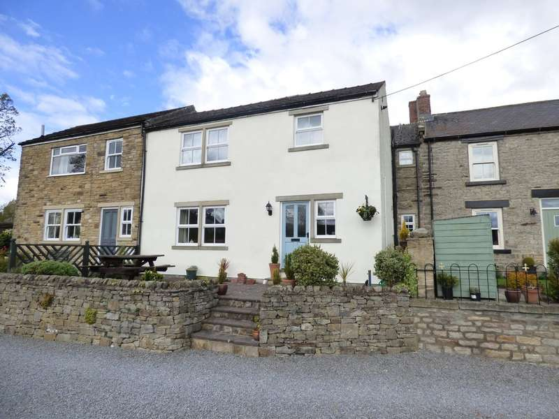 3 Bedrooms Terraced House for sale in Myrtle Cottage, Bellerby
