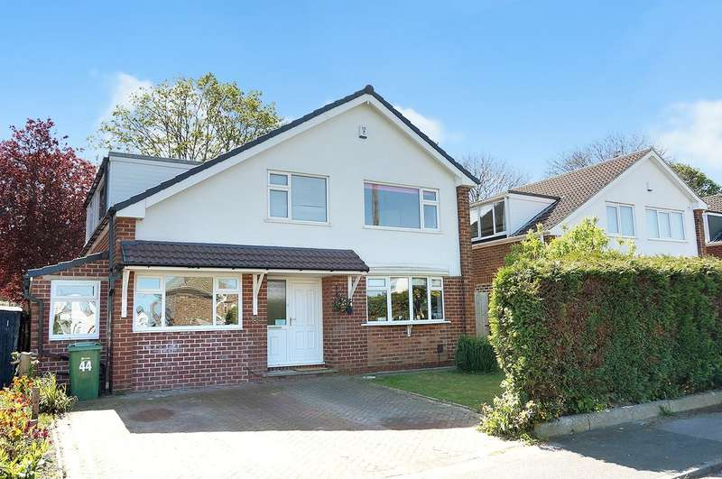 4 Bedrooms Detached House for sale in Hall Orchards Avenue, Wetherby, LS22 6SN