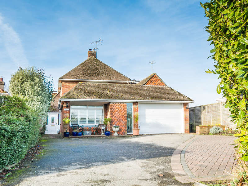 3 Bedrooms Detached House for sale in Church Lane, Eastergate