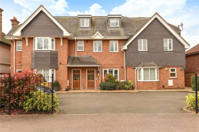 3 Bedrooms Apartment Flat for sale in Fairfield Road, Uxbridge, Middlesex, UB8