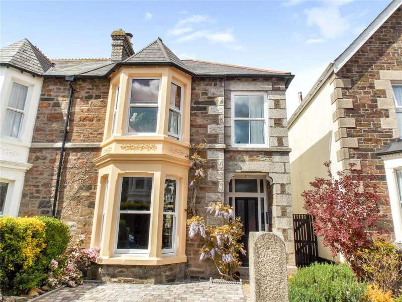3 Bedrooms End Of Terrace House for sale in Claremont Road, Redruth