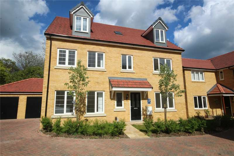 6 Bedrooms Detached House for sale in Plot 20 Rounton Place, Nascot Wood Road, Watford, Hertfordshire, WD17
