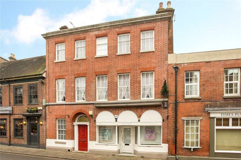 5 Bedrooms Terraced House for sale in High Street, Eton, Berkshire, SL4