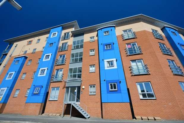 2 Bedrooms Apartment Flat for sale in Craggs Row 18 Leicester Court, Craggs Row, Preston, PR1