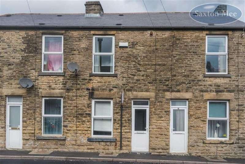 2 Bedrooms Terraced House for sale in Bole Hill Lane, Sheffield, S10