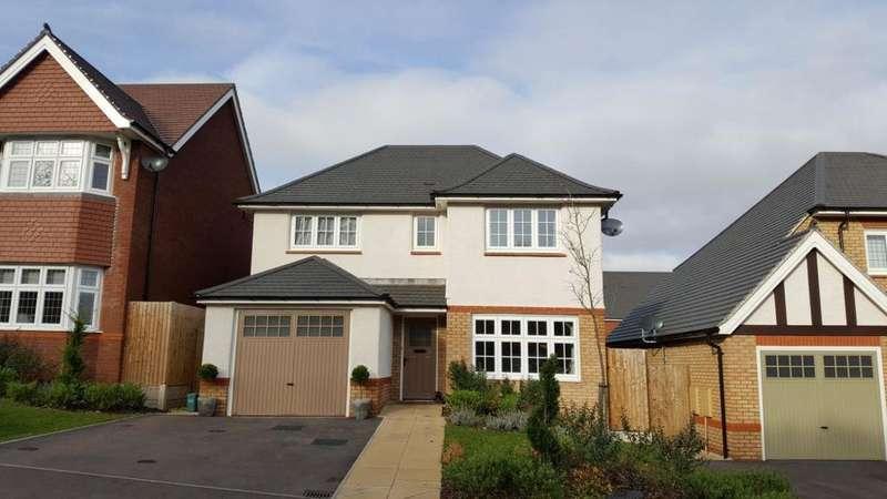 4 Bedrooms Property for rent in Goldsland Walk, Wenvoe, CARDIFF