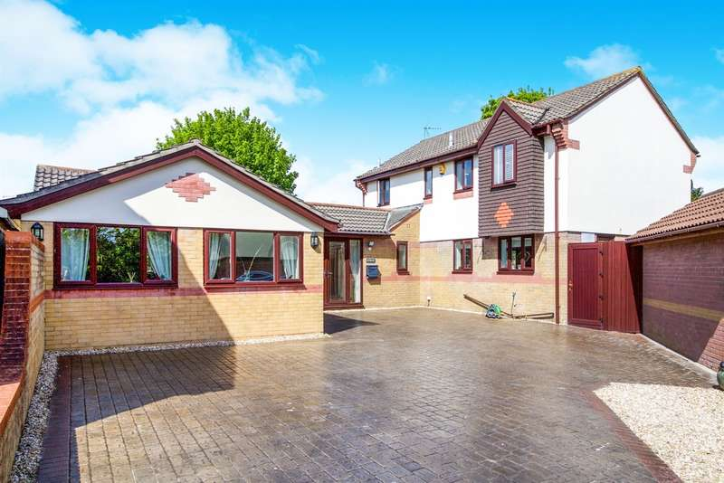 4 Bedrooms Detached House for sale in The Firs, Porthcawl