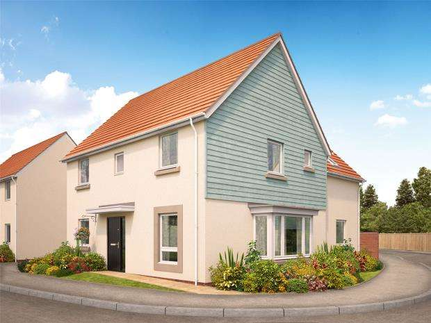 4 Bedrooms Detached House for sale in Camomile Lawn, Weston Lane, Totnes, Devon