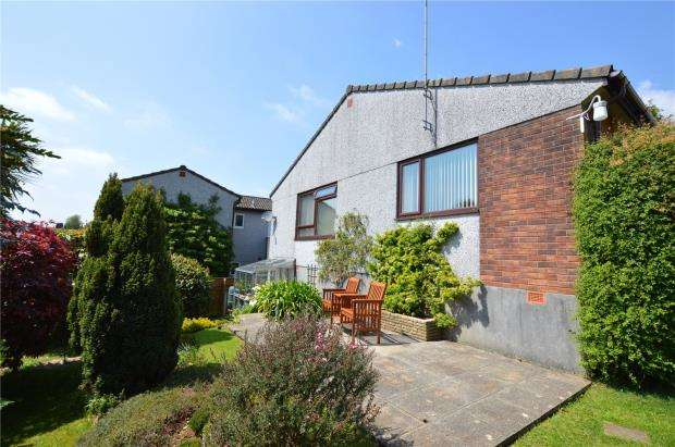 3 Bedrooms Detached Bungalow for sale in Woodgate Road, Liskeard, Cornwall