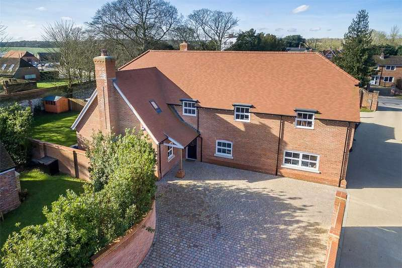 4 Bedrooms Detached House for sale in Upper Froyle, Alton, Hampshire