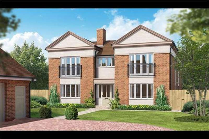 4 Bedrooms Detached House for sale in Midhurst, West Sussex