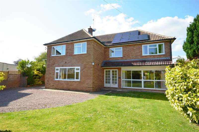 6 Bedrooms House for sale in Ferndale Road, Hereford