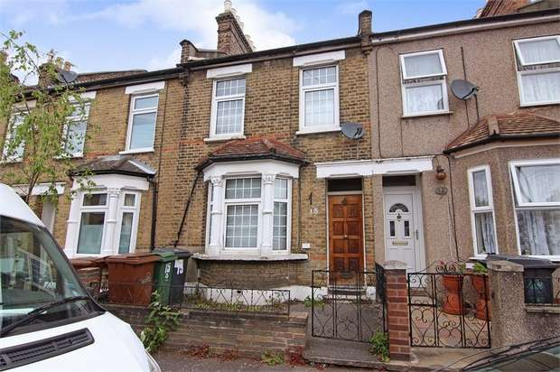 2 Bedrooms Terraced House for sale in Worcester Road, Walthamstow, London