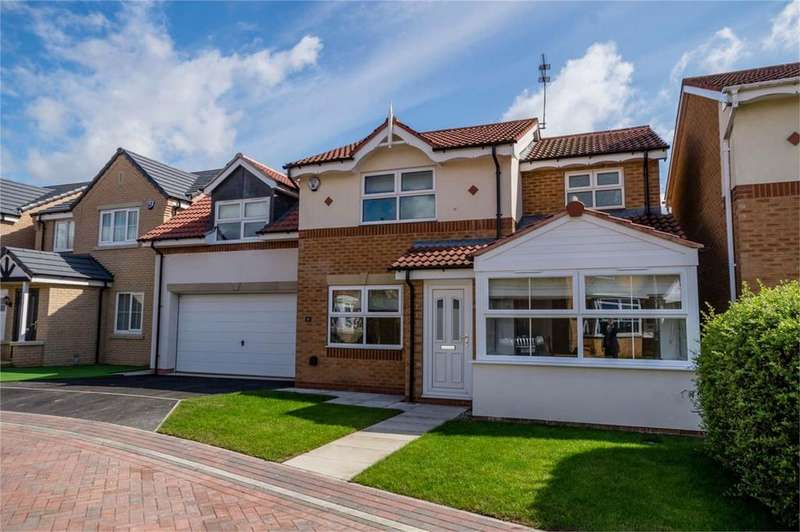 4 Bedrooms Detached House for sale in Hornbeam Close, YORK