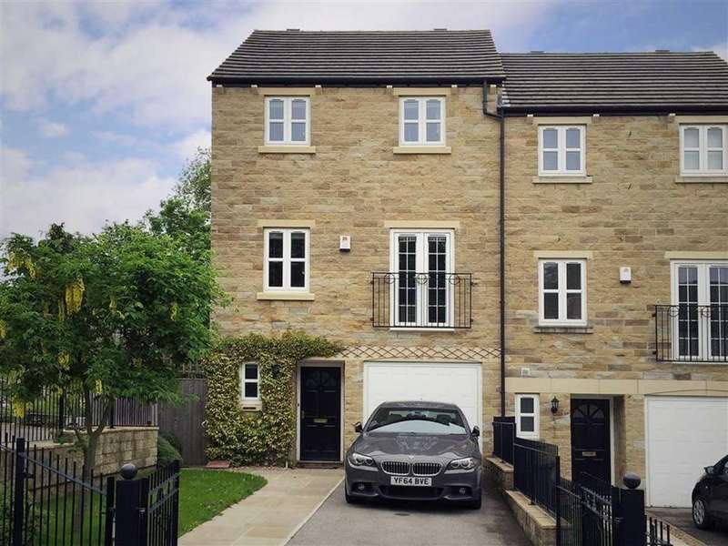 4 Bedrooms House for sale in Brook Meadows, Denby Dale, Huddersfield, HD8