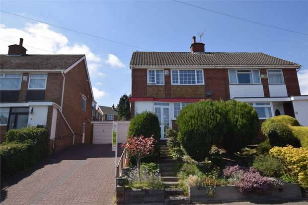 3 Bedrooms Semi Detached House for sale in Glenmarsh Close, Higher Bebington, Merseyside